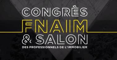 Salons - Immobilier - 2020 - FNAIM - UNIS - RENT - copropriété - DP Logiciels