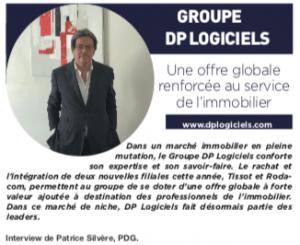 Dp Logiciels - H2I - Immobilier - Patrice Silvere