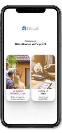 Site internet - site web - immobilier - site web immobilier - H2I - digital