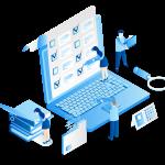 facture - immobilier - comptabilité - logiciel - h2i