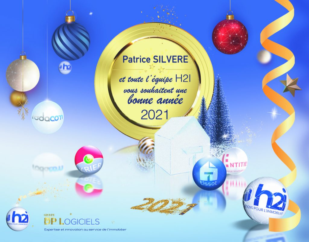 H2I - immobilier - Dp logiciels - Digital